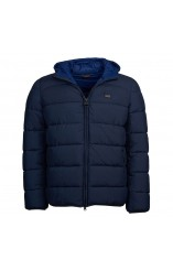 Barbour blue jacket