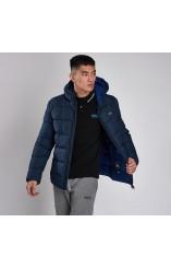 Barbour blue jacket