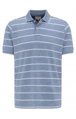 Fynch Hatton linen polo shirt