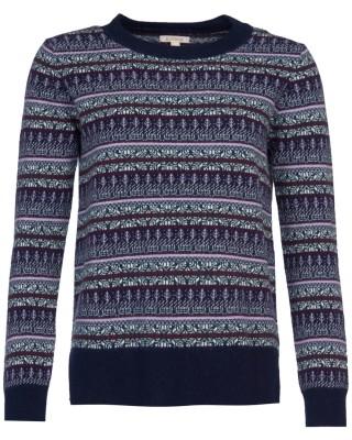 Barbour womens peak knit