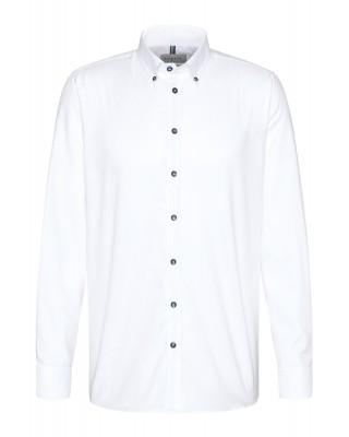 πουκάμισο bugatti λευκό
