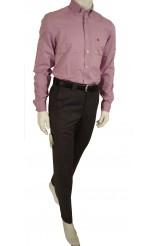 πουκάμισο φούξια Burberry