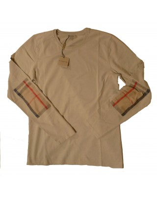 μπέζ t-shirt Burberry
